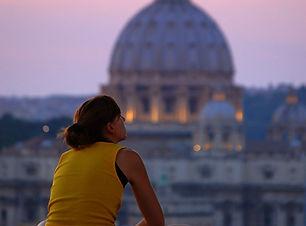 San Pietro view