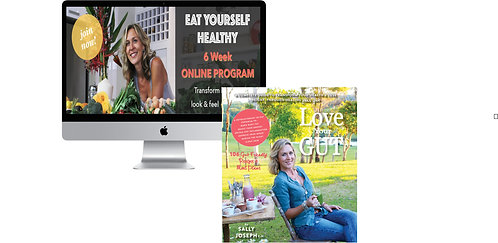 EAT YOURSELF HEALTHY 6WK ONLINE PROGRAM - BUNDLE 2