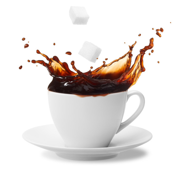 Is coffee your drug of choice?