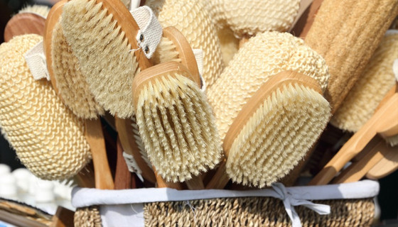 Can Dry Skin Brushing Banish Cellulite?