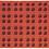 Thumbnail: 96-Cavity 4-Round Silicone Mold