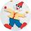 Thumbnail: 2-PC Clown Plastic Cutter