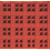 Thumbnail: 96-Cavity 4-Pyramid Silicone Mold
