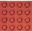 Thumbnail: 24-Cavity Round Silicone Mold