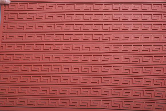 Maze Pattern Silicone Lace Mat