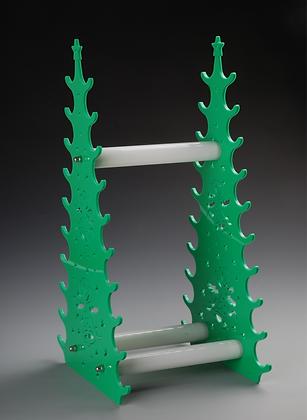 Pine Tree Rolling Pin Rack