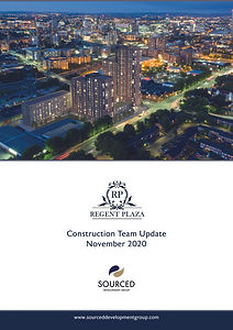 Regent Plaza Construction Report Novembe