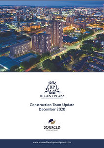 Regent Plaza Construction Report Decembe