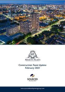 Regent-Plaza-Construction-Report-Februar