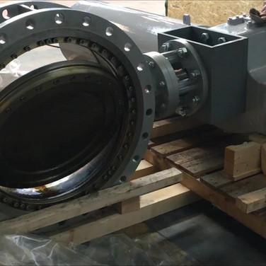 Настройка электроприводов Rotork