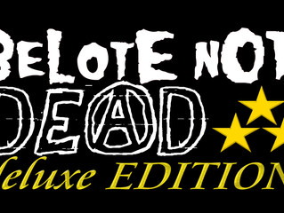 BeLOtE Not dEAd - Deluxe Edition