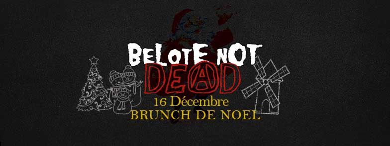 Belote not brunch 2018