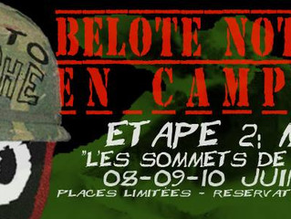 BeLOtE NoT DEaD en campagne Vol.2