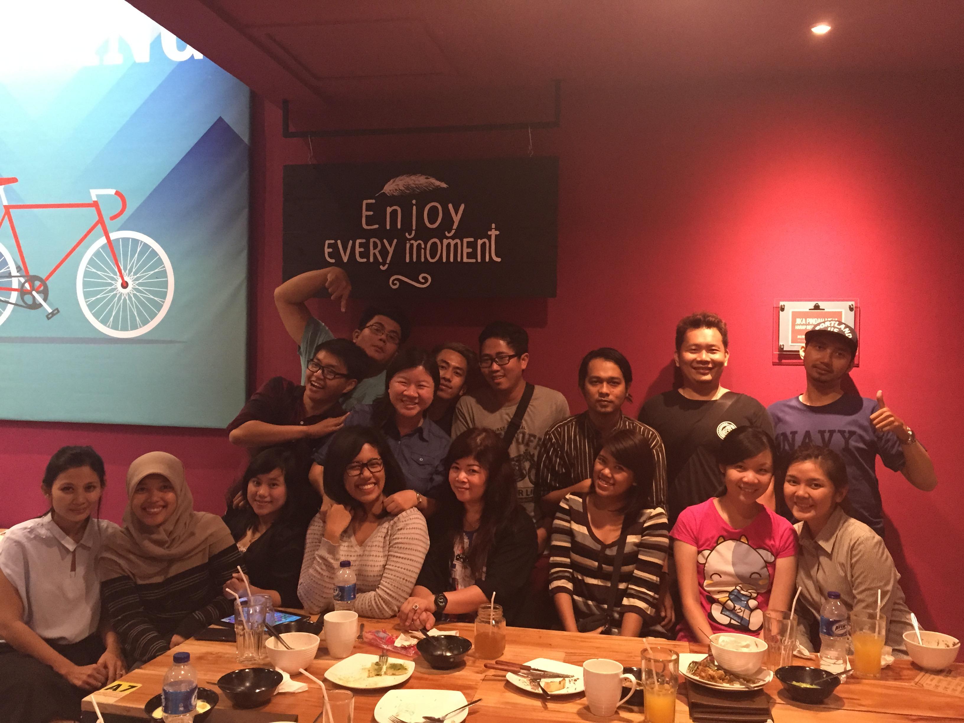 BukBer Bandung Foodies & GoFood Bandung