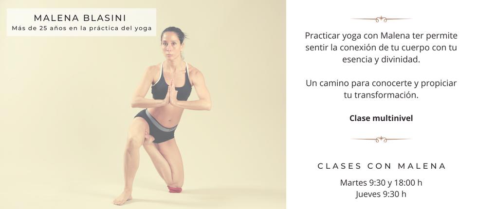 Malena Blasini yoga sukhavati coyoacan c