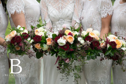 Unstructured bouquets
