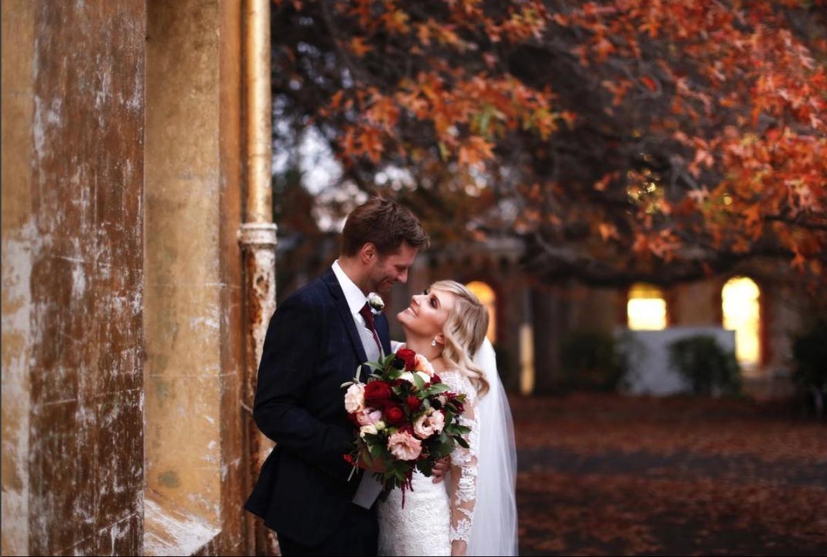 Abbotsford Convent wedding