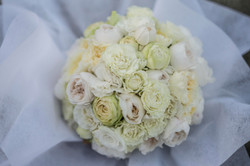 David Austin bouquet