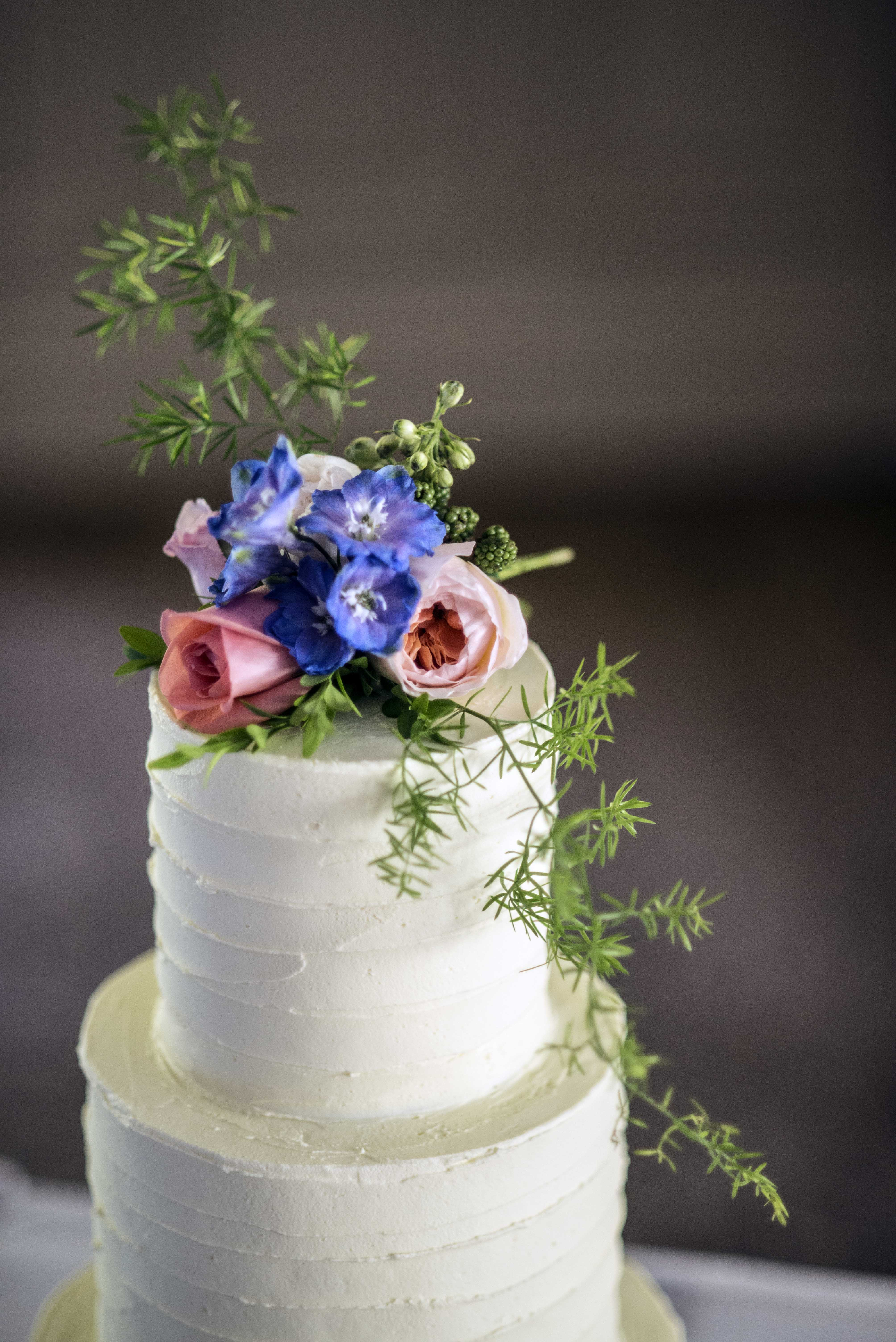 Wedding cake flowers Melbourne