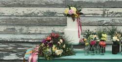 Wedding cake flowers Melbourne