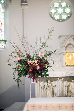 Abbotsford Convent wedding ceremony