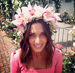 Floretta Floral Crown