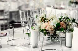 Guest table arrangements