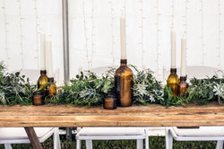 Foliage table runner