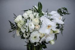 Spring brides bouquet
