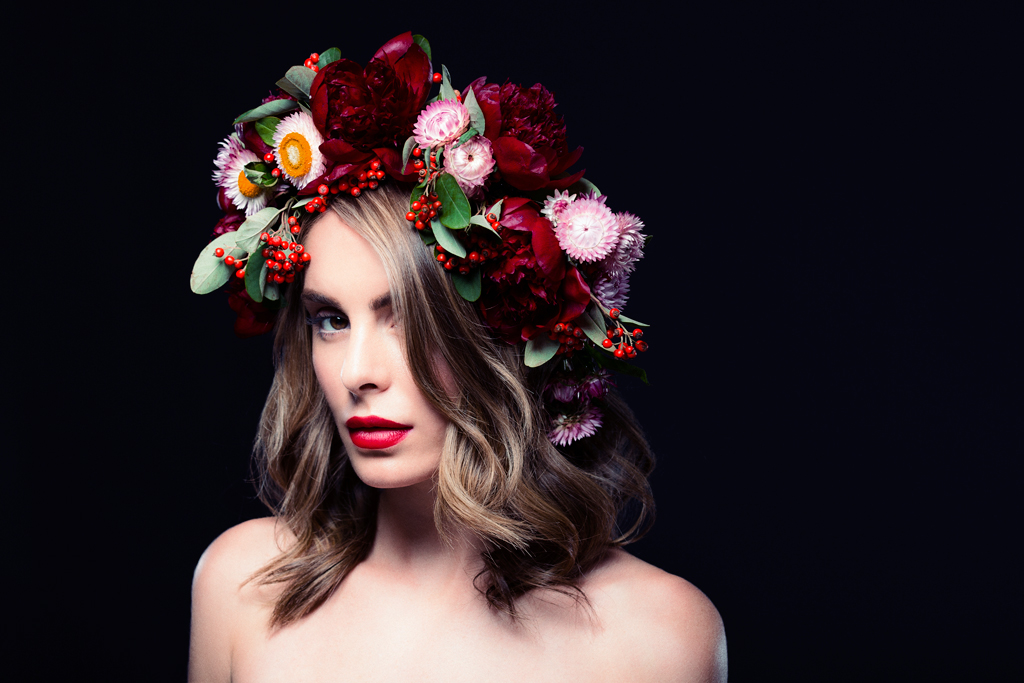 Floretta Flower Crown
