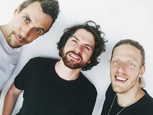 EDY EDWARDS TRIO | Proben-Selfie