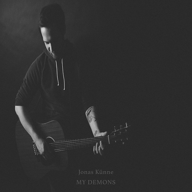 JONAS KÜNNE | My Demons | Cover