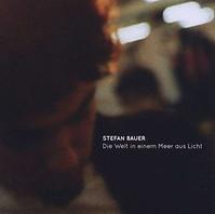 STEFAN BAUER | Die Welt in einem Meer aus Licht | Cover