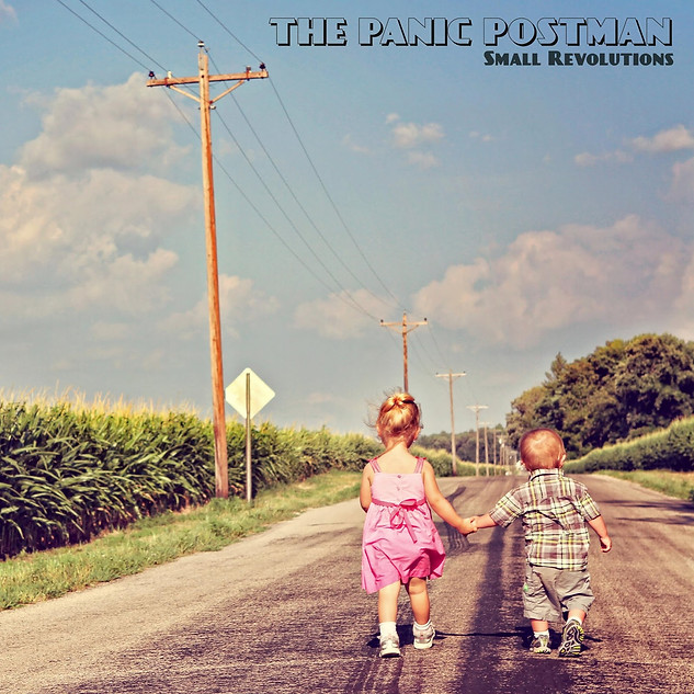 THE PANIC POSTMAN | Small Revolutions | Cover