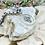 Thumbnail: Resin Cross silver bracelet