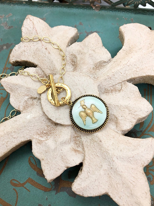 Bonton Farms Line: New Beginnings Necklace