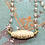 Thumbnail: Crystal and Carvings Necklace