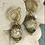 Thumbnail: Crackles and Glam earrings