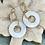 Thumbnail: Mother of Pearl Rings Earrings