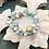 Thumbnail: Baby Blues Pave bracelet set