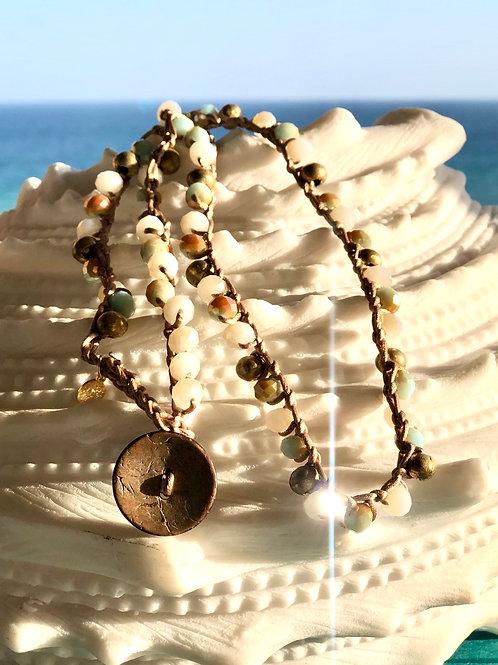 Boho Chic Bracelet & Necklace