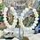 Thumbnail: White Sparkles Hoop earrings