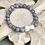 Thumbnail: Biwa Pearl and Labradorite bracelet