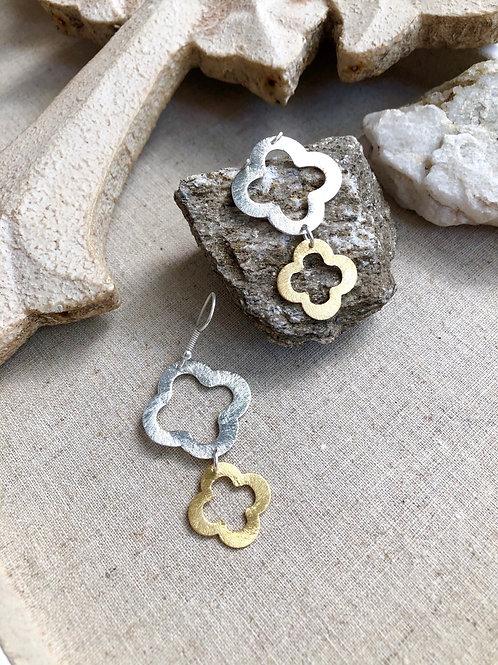Clover Dangle earrings