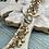 Thumbnail: Flower Agate and Dangle Bracelet
