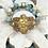 Thumbnail: Vintage Style Bumble Bracelet