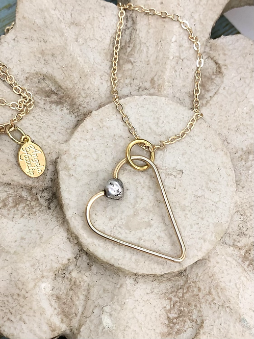 The Abby Collection: Smooth Simple Heart