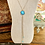 Thumbnail: Rolling in Turquoise necklace