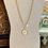 Thumbnail: Bonton Farms Line: Golden Chain Bumbles necklace