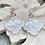 Thumbnail: White Clover Earrings